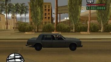 "Grand Theft Auto: San Andreas ""Нет радио"""
