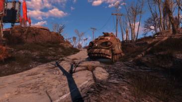 "Fallout 4 ""Транспорт - БТР"""