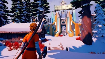 Королевская битва в условиях мороза Darwin Project стала доступна по F2P системе для Xbox One