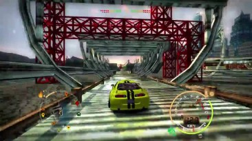 Need for Speed: Most Wanted 2005 preview world map sweet juicy turbo megamix (not HD)