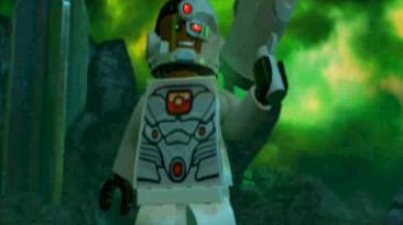 """LEGO Batman 3: Beyond Gotham """"cyborg lego dc супер злодеи часть 2"""""""