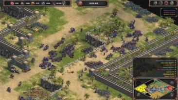 Геймплей PC версии Age of Empires: Definitive Edition