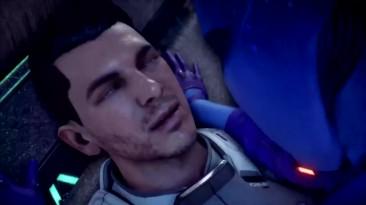 """В Mass Effect Andromeda - просто """"великолепная"""" анимация!"""