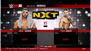 "WWE 2k16 ""Daivari 2k19 порт финальная версия"""