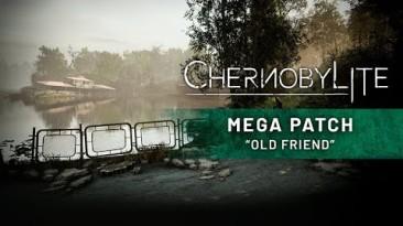 """Chernobylite получила первое сюжетное обновление """"Старый друг"""""""