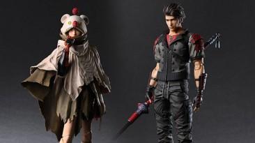 Представлены фигурки Юффи и Сонона из Final Fantasy VII Remake Intergrade