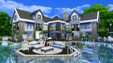 "The Sims 4 ""вилла Loilom"""
