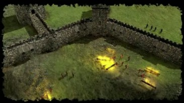 """Stronghold 3 """"Military Trailer """""""