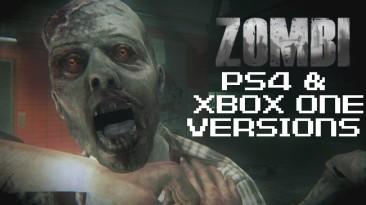 Компания Ubisoft готовится к европейскому релизу хоррор-игры на выживание Zombi для Xbox One и Playstation 4