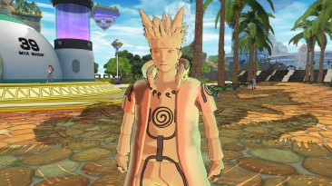 "Elder Scrolls 5: Skyrim ""Mod Minato (Kyuubi Chakra Mode)"""