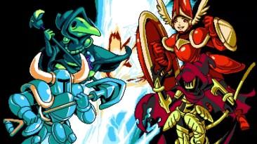 Трейлер мультиплеерного расширения Shovel Knight Showdown