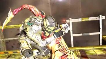 Dead Space 2 - Жестокие сцены смерти и Пугающие моменты