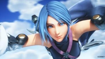 Новые снимки экрана из Kingdom Hearts HD 2.8: Final Chapter Prologue