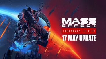 Первый патч для Mass Effect: Legendary Edition улучшает стабильность, исправляет достижения и отслеживание трофеев