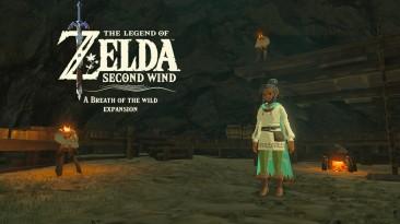 Для Breath of the Wild выпустили мод размером с DLC, добавляющий новый бесплатный контент