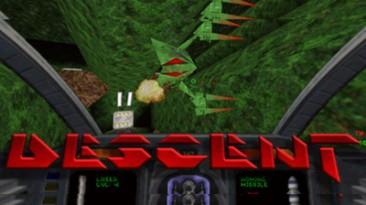 Разработчики Descent судятся с Interplay