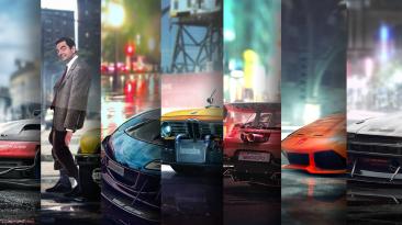 "Need for Speed: Underground 2 ""Набор Заглавных Экранов"""