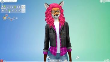 Sims 4 - Обзор нового треш мода Furry mod