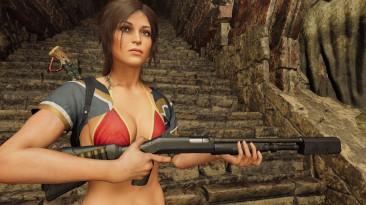 Возможно, в следующих играх Лара Крофт станет более сексуальной