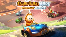 Состоялся релиз Garfield Kart: Furious Racing