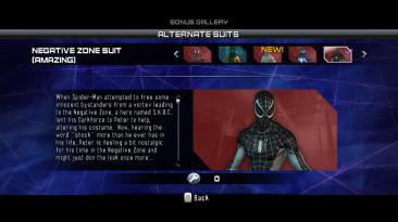 "Spider-Man: Edge of Time ""Скин Ben Reily PS3"""