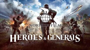 Nordisk Film купил долю разработчика Heroes & Generals за $5 млн