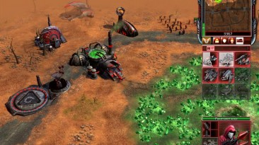 "Command & Conquer 3: Tiberium Wars ""Карта - Thirsty Sand 2"""