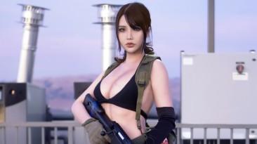 Косплей Тихони из Metal Gear SolidV