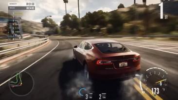 Геймплей третьего бета-теста Need for Speed Online #1