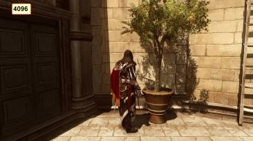 """Assassin's Creed 2 """"Тени в HD"""""""