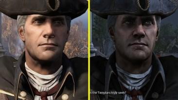 Тестер из Digital Foundry сравнили PS3 версию Assassin's Creed III с ремастером на PS4 и PS4 Pro