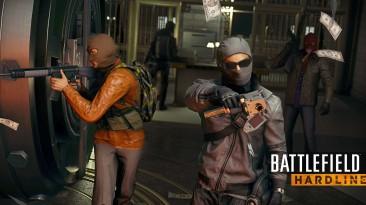 В PS3-версию Battlefield: Hardline играет больше людей, чем в версию для РС