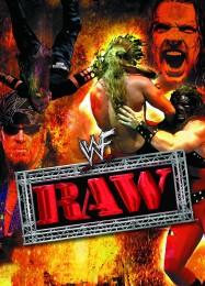 Обложка игры WWF RAW