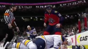 NHL 14: демонстрация особенностей Enforcer Engine