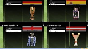 "FIFA 09  ""Кубки"""