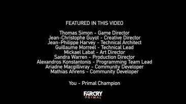 """Far Cry: Primal: Сохранение/SaveGame (""""Выживает сильнейший"""", 98,77%)"""