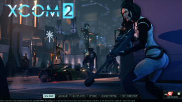 "XCOM 2 ""[WOTC] Miranda Squadmate"""