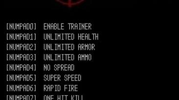 Crimsonland: Трейнер/Trainer (+7) [Latest Steam] {LIRW / GHL}