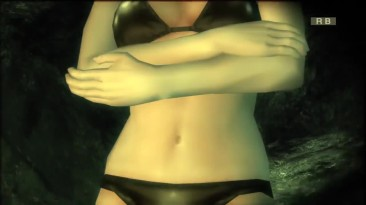Metal Gear Solid 3: Snake Eater - Сцена в пещере