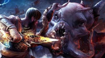 God of War встречает VR: 14 минут геймплея Asgard's Wrath