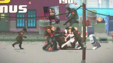 "Kung Fury: Street Rage ""трейлер"""