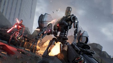В Terminator: Resistance появилась официальная русская локализация