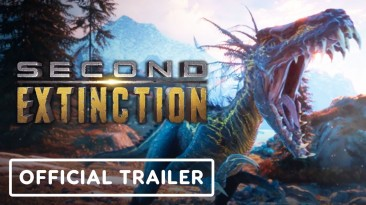Трейлер запуска Second Extinction на Xbox Series и Xbox One