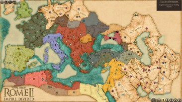 Total War: Rome II - новая геймплейная демонстрация дополнения Rise of the Republic