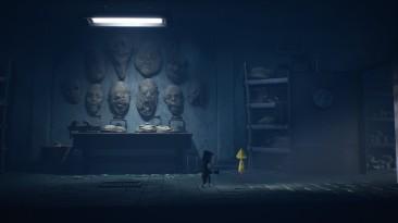 Мрачная лечебница - новый геймплей Little Nightmares 2