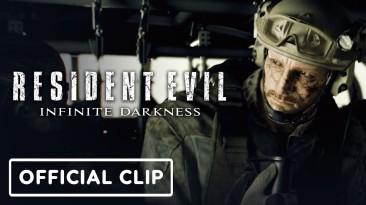 Resident Evil: Infinite Darkness - Официальный клип (2021)