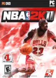 Обложка игры NBA 2K11
