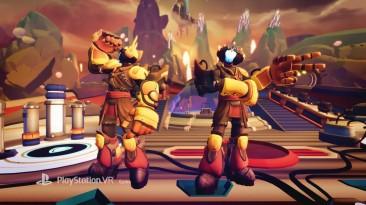 Трейлер Bow to Blood для PS VR