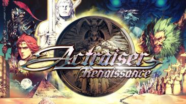 Видео игрового процесса Switch-версии экшена Actraiser Renaissance