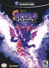 Обложка игры The Legend of Spyro: A New Beginning